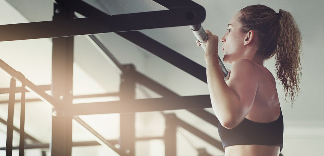 Training for Pull-Ups: Tips if You Can't Do Them Yet | FitMinutes.com