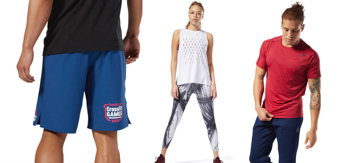 Show Up (and Off) in Reebok | FitMinutes.com