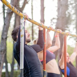8 Outdoor Workouts | FitMinutes.com