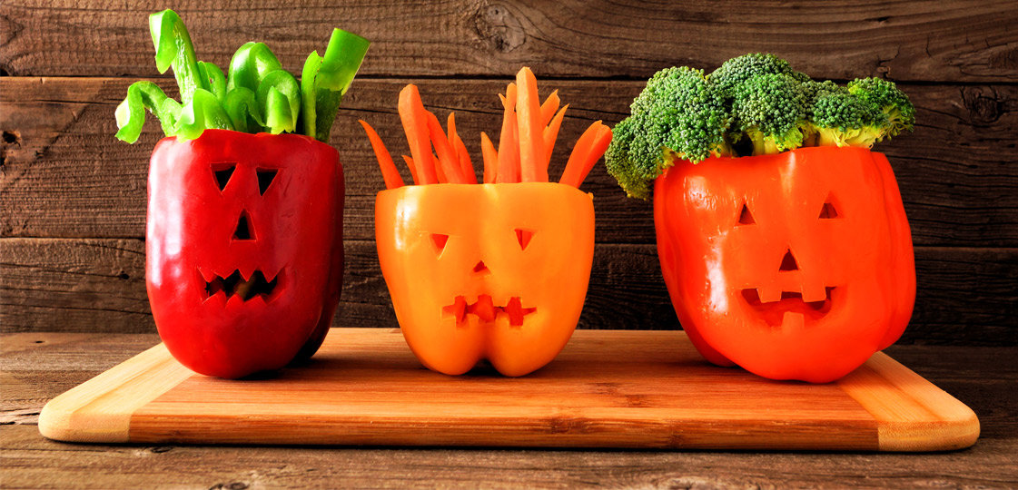 7 Healthy Halloween Treats | FitMinutes.com