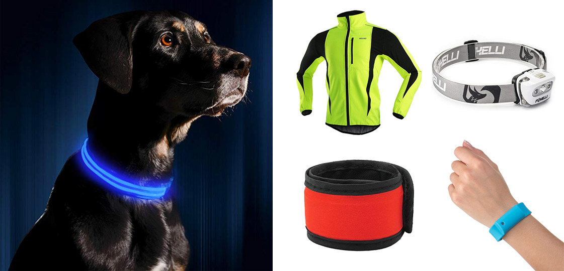 The Best Reflective Gear for Running at Night | FitMinutes.com
