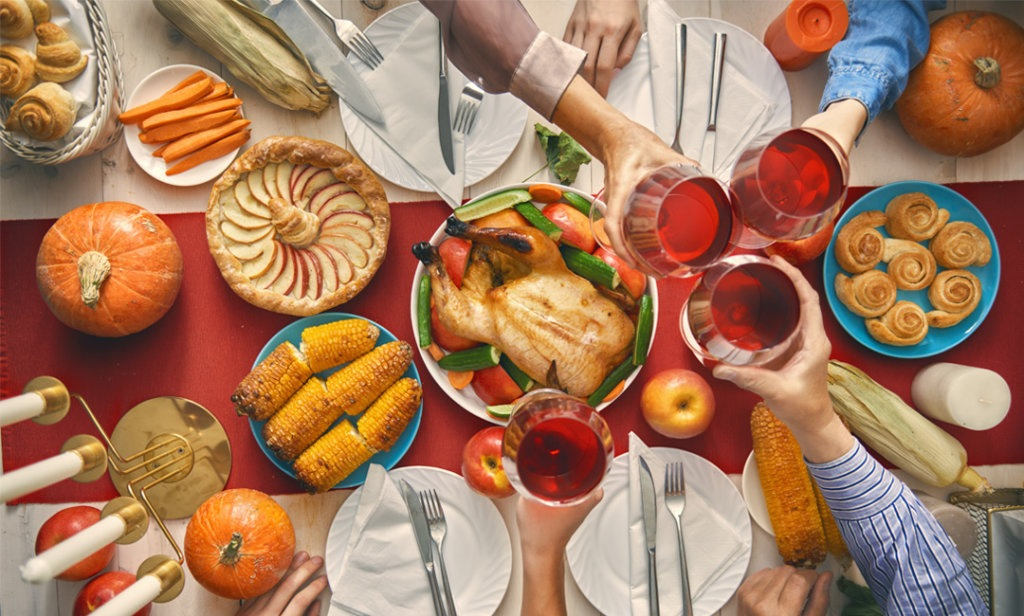 7 Healthy Thanksgiving Sides | FitMinutes.com