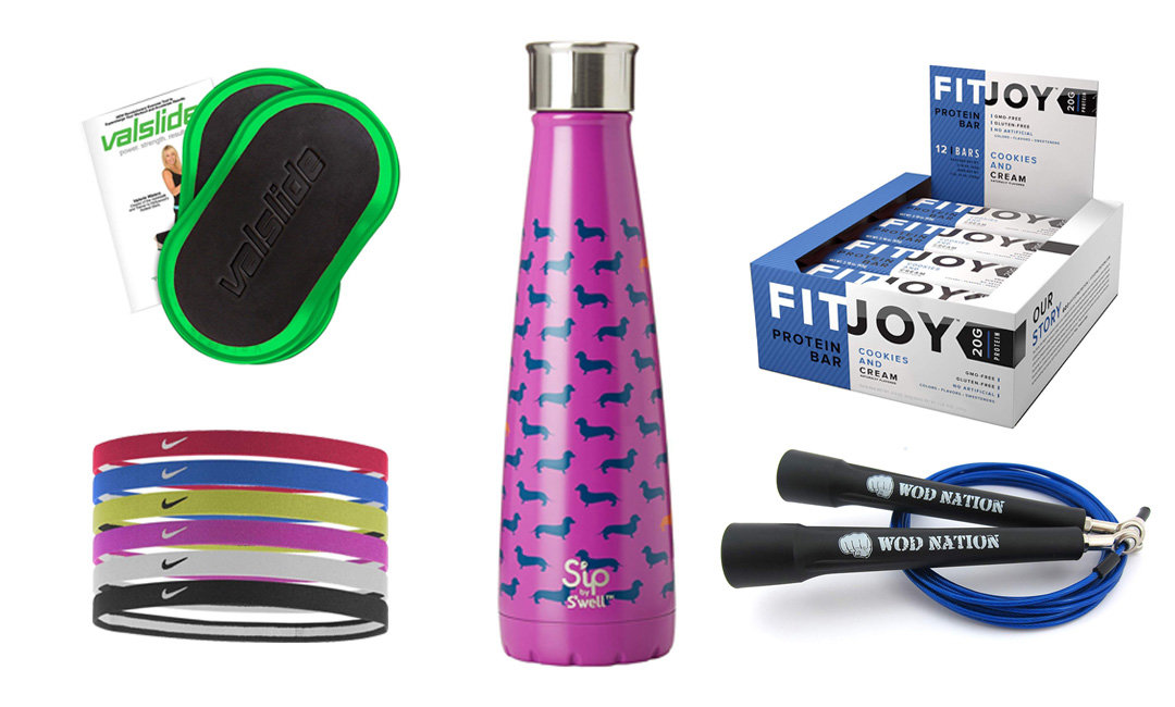 18 Health and Fitness Stocking Stuffers   FitMinutes.com