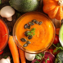 5 Healthy Winter Soups | FitMinutes.com