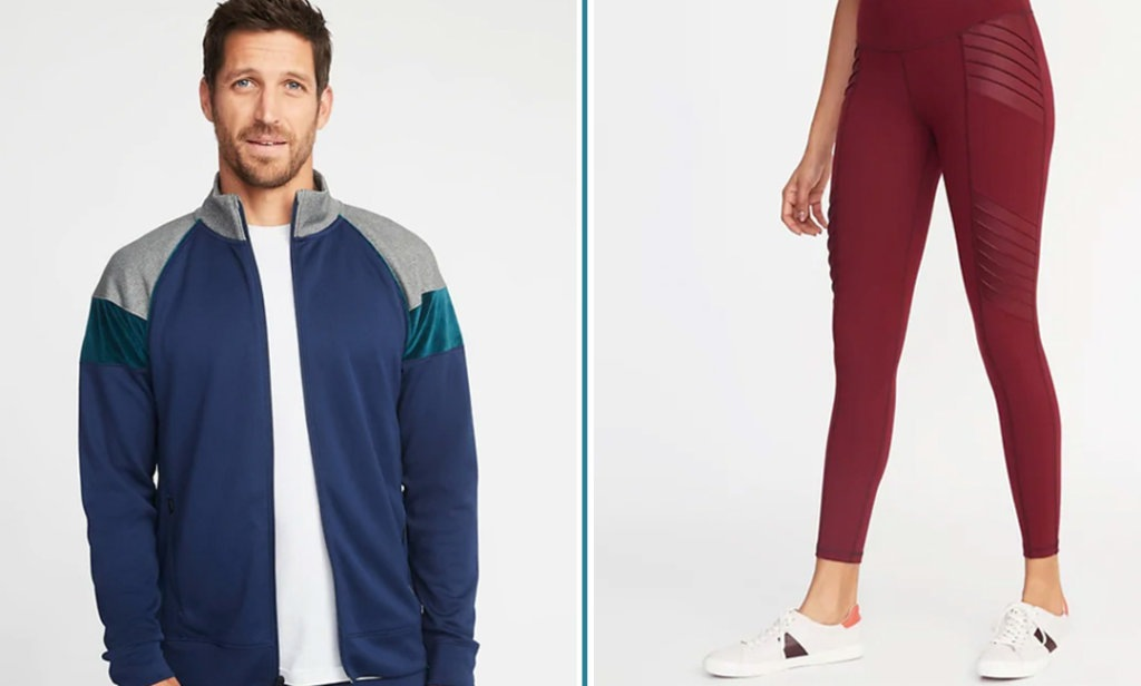 Our Top Picks from Old Navy's Up to 50% Off Active Memorial Day Sale   FitMinutes.com
