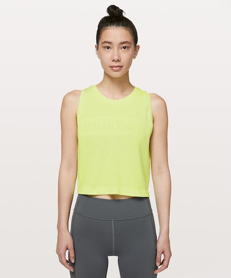 Show off Your Summer Shoulders in these Workout Tanks from Lululemon | FitMinutes.com