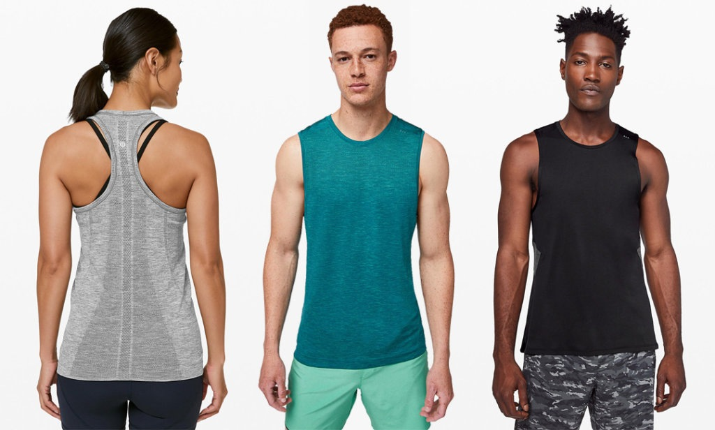 Show off Your Summer Shoulders in these Workout Tanks from Lululemon   FitMinutes.com