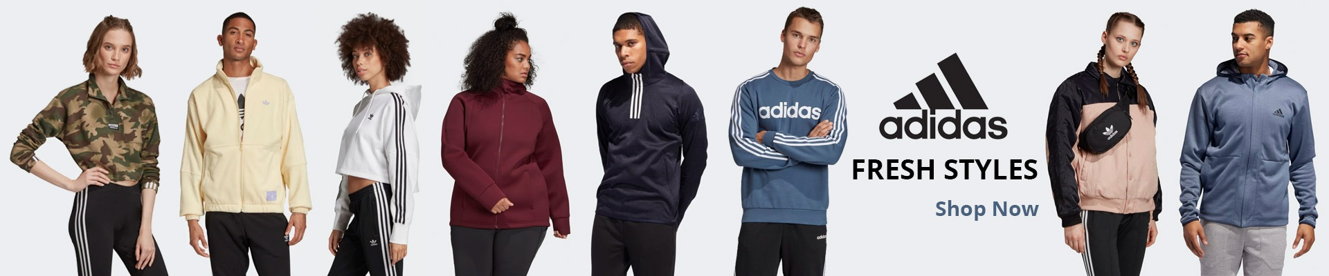 Fresh styles from Adidas
