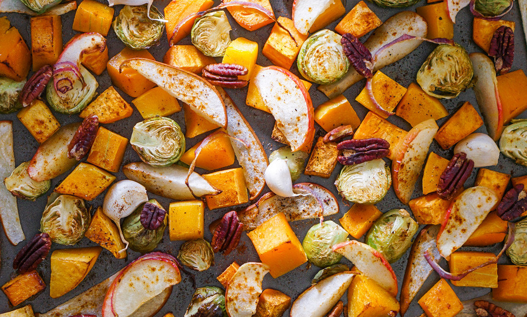 10 Sneaky Healthy Thanksgiving Sides | FitMinutes.com/Blog