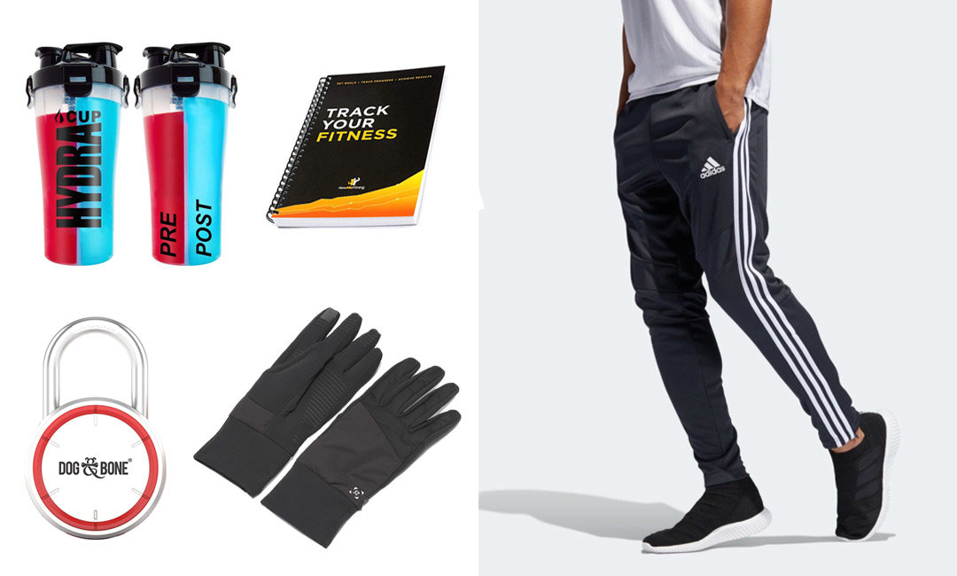 15 Fitness Gifts for Him Under $50 | FitMinutes.com