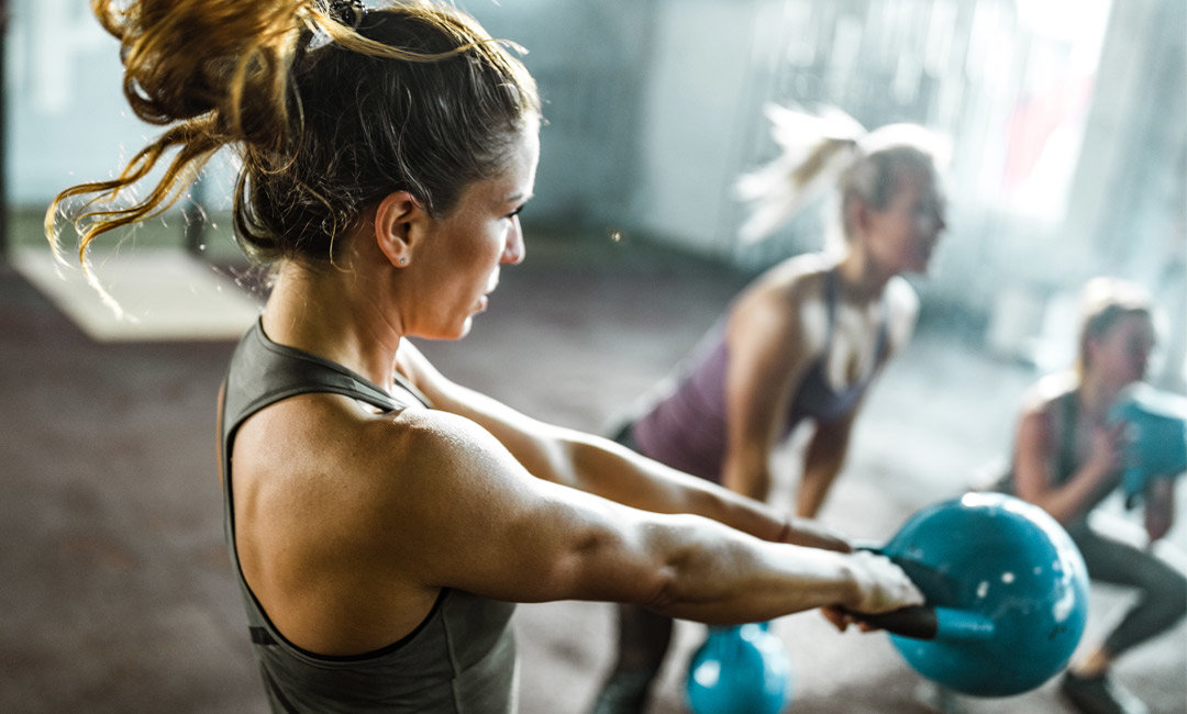 Best Booty-Blasting Kettlebell Workouts | FitMinutes.com