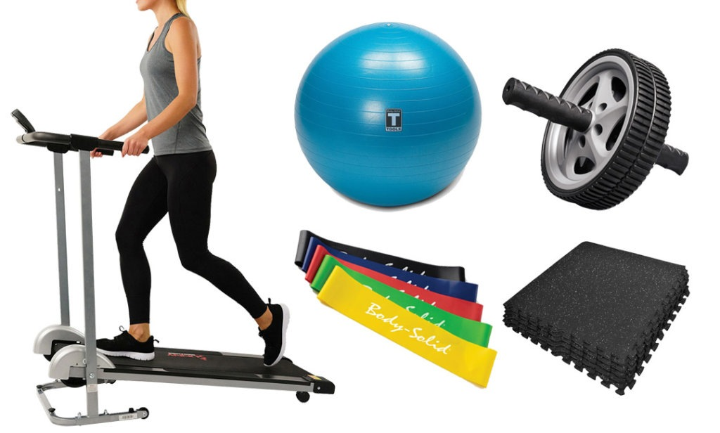 Home Gym Essentials on Sale at Macy's | FitMinutes.com