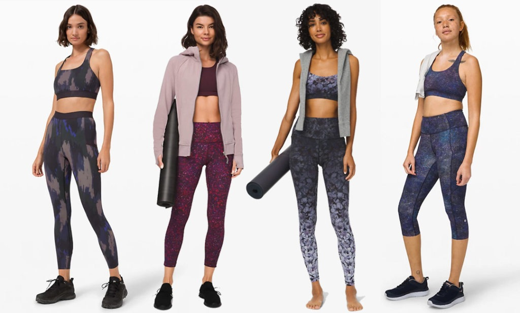 Cute Patterned Activewear Picks to Break Your Workout Rut | FitMinutes.com/Blog