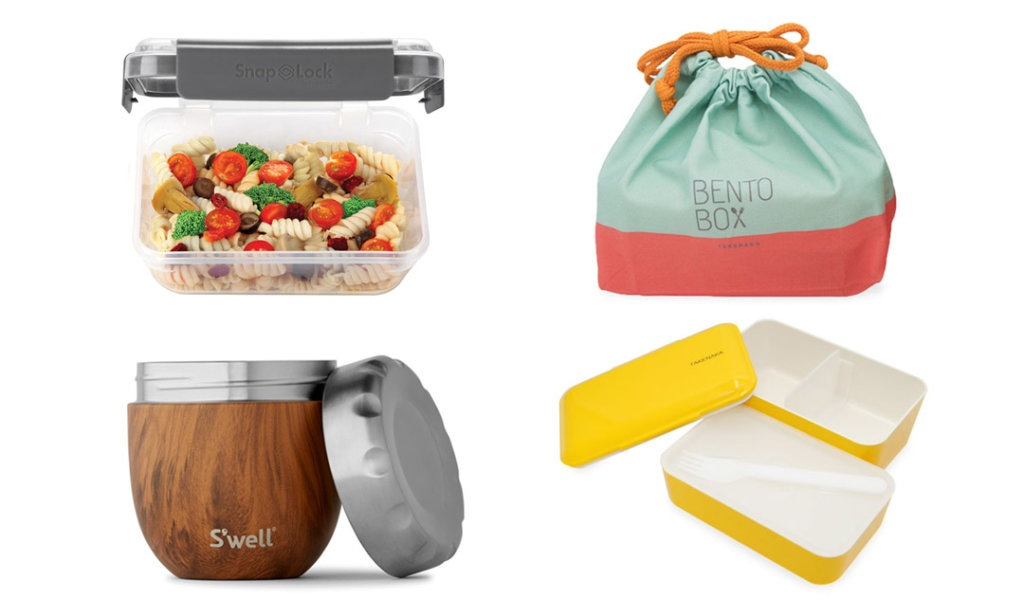 8 Healthy Meal Prep Containers for National Pack Your Lunch Day | FitMinutes.com