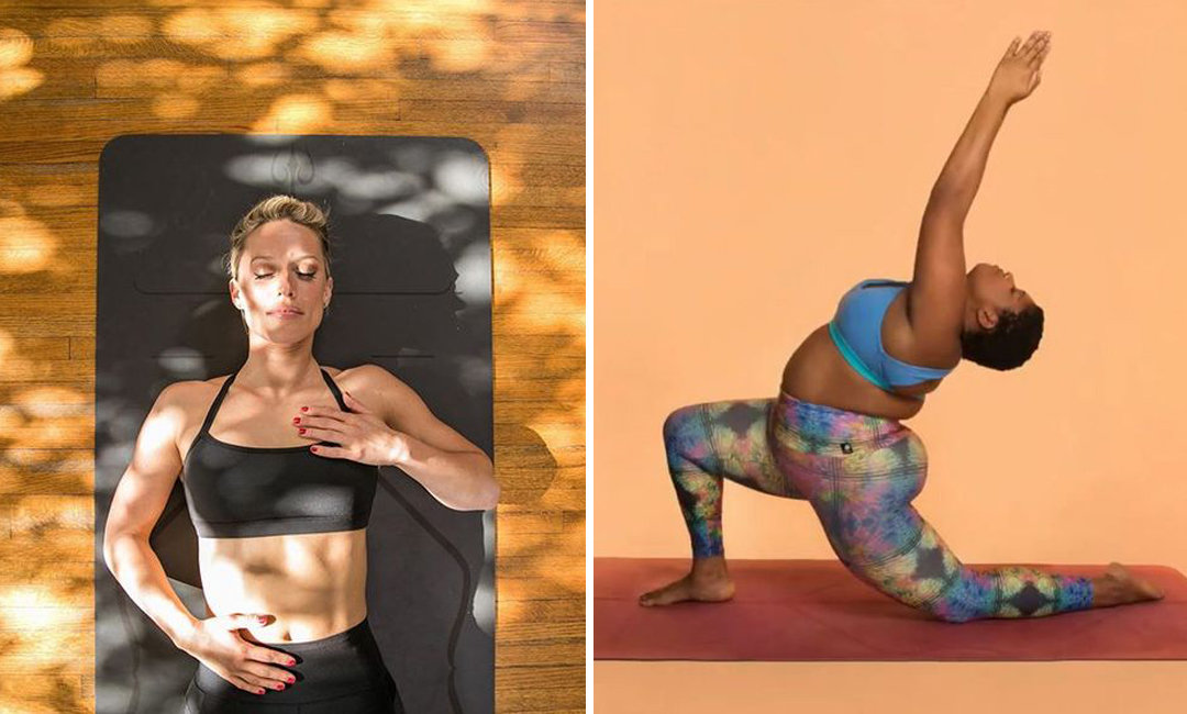 The Best Yogis On Instagram To Help You Namaste At Home