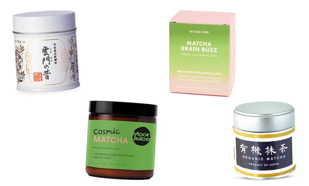Skipping Coffee? We're Loving These Matcha Powders! | FitMinutes.com