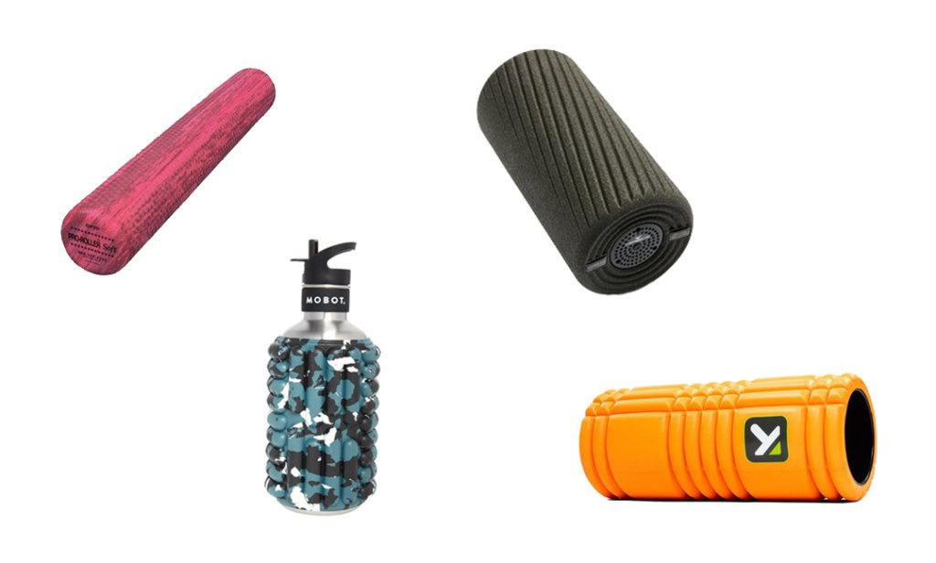 The Best Foam Rollers To Keep Your Muscles Happy | FitMinutes.com