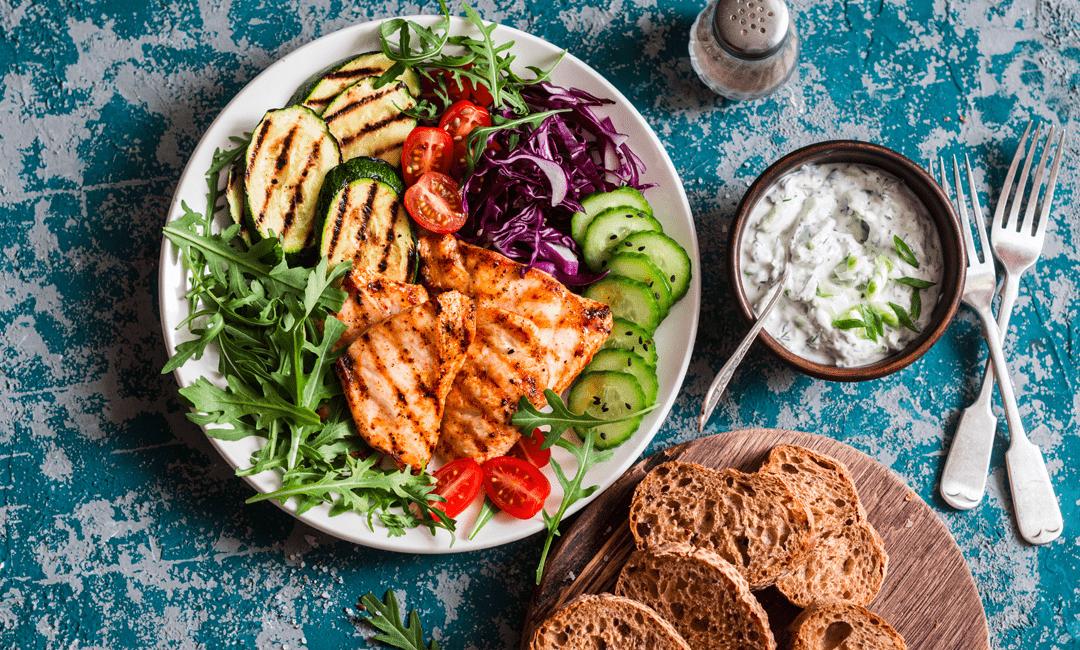 Easy Mediterranean Diet Recipes | FitMinutes.com