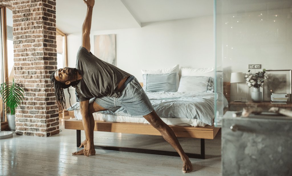 7 Easy Workouts You Can Do Before Bed for a Better Night's Sleep   FitMinutes.com