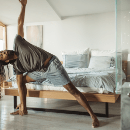 7 Easy Workouts You Can Do Before Bed for a Better Night's Sleep | FitMinutes.com